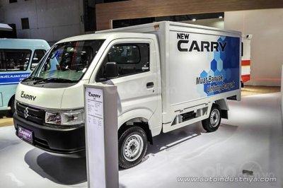 [IIMS 2019] Suzuki Carry 2019 thu hút người dùng Indo