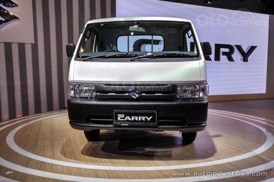 [IIMS 2019] Suzuki Carry 2019 sở hữu lối thiết kế thân thuộc