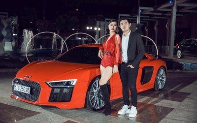 Nghía qua bộ sưu tập xe đắt đỏ của nghệ sỹ Việt a4.