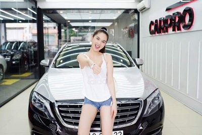 Nghía qua bộ sưu tập xe đắt đỏ của nghệ sỹ Việt a1
