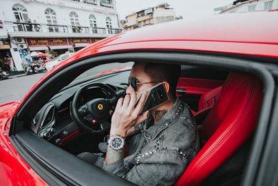 Nghía qua bộ sưu tập xe đắt đỏ của nghệ sỹ Việt a5.