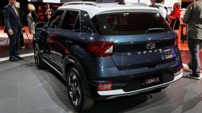 Hyundai Venue trình làng phiên bản N Line 7