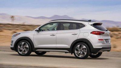 Hyundai Tucson sẽ lột xác bất ngờ ở thế hệ mới.