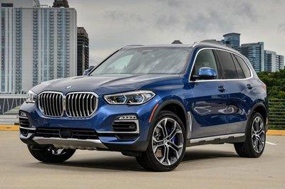 Top 10 ô tô tốt nhất năm 2019: BMW X5 xDrive40i 2019.