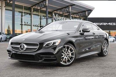 Top 10 ô tô tốt nhất năm 2019: Mercedes-Benz S560 4Matic 2019.