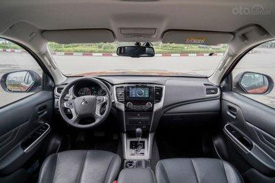 Ưu nhược điểm của xe Mitsubishi Triton 2019fh