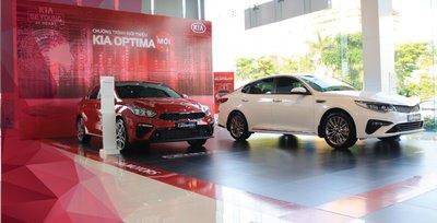 Vừa ra mắt, Kia Optima 2019 đã thu về hàng loạt đơn đặt hàng - Ảnh 1.