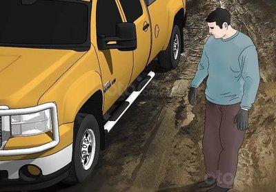 Mẹo thoát khỏi bùn lầy khi ô tô bị mắc kẹt 19