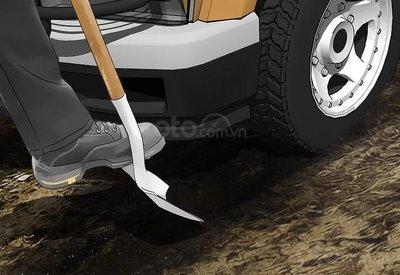 Mẹo thoát khỏi bùn lầy khi ô tô bị mắc kẹt 14