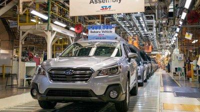 Subaru Outback dự kiến ra mắt người dùng với nhiều biến thể