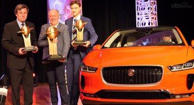 Xe của năm toàn cầu 2019: Jaguar I-Pace giành 3 giải thưởng