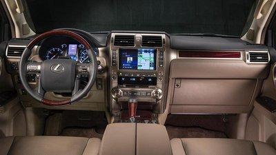 Hết muốn bị chê, Lexus quay về với màn hình cảm ứng cũ a1