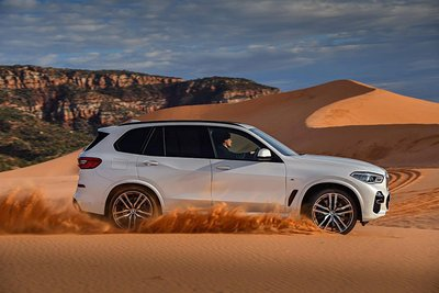 """""""Soi"""" chi tiết mẫu BMW X5 2019 sắp về Việt Nam, cạnh tranh với Audi Q7 a2"""