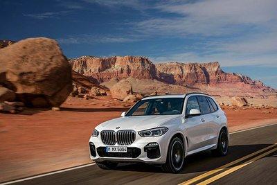 """""""Soi"""" chi tiết mẫu BMW X5 2019 sắp về Việt Nam, cạnh tranh với Audi Q7 a1"""