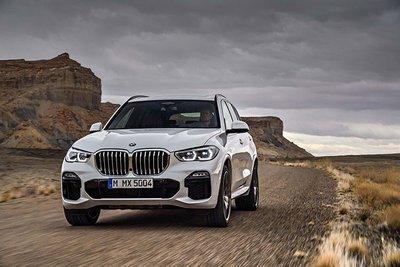 """""""Soi"""" chi tiết mẫu BMW X5 2019 sắp về Việt Nam, cạnh tranh với Audi Q7 a10"""
