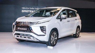 Xpander ăn khách, Mitsubishi mở thêm đại lí ở Việt Nam.
