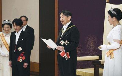 Tân Nhật hoàng Naruhito