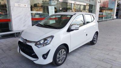 Toyota Wigo hạ mức giảm thấp hơn so với tháng trước