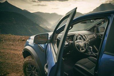 """Thừa thắng tại Đông Nam Á, Ford Ranger Raptor tiếp tục xây dựng """"cứ địa"""" tại châu Âu a8"""