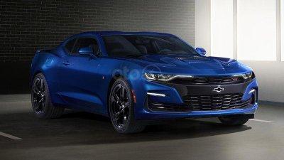 Chevrolet Camaro 2020 cải tiến hơn