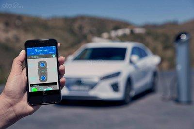 Hyundai Ioniq 2020 liên kết hơn với người dùng