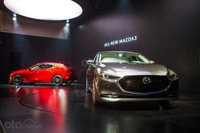 Mazda 3 bị triệu hồi do lỗi cần gạt nước tại Mỹ