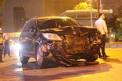 Khó giảm thiểu tai nạn do xe điên