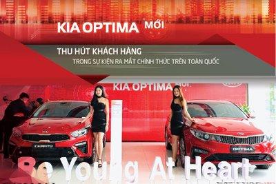 Hai bản Kia Optima 2019 tại Việt Nam khác gì nhau? a16