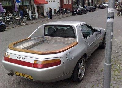 Bán tải Porsche 928 Pick-up