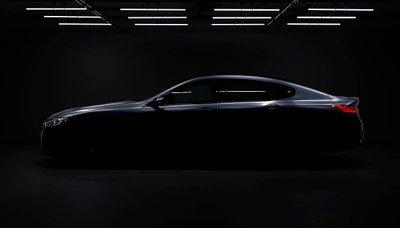 """BMW 8 Series Gran Coupe 2020 """"nhá hàng"""", hâm nóng không khí trước ngày ra mắt 1"""