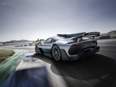 Mercedes-AMG sử dụng công nghệ động cơ mới