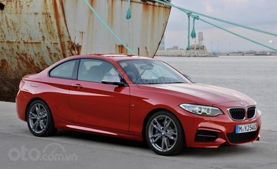 Top 10 mẫu Coupe AWD tốt nhất - BMW 2 Series đảm bảo sự tuyệt hảo