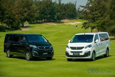 Peugeot Traveller chính thức ra mắt tại Việt Nam.