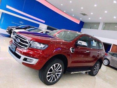 Chống ế, đại lý bán phá giá Ford Everest 2019? a10