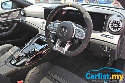 Mercedes-AMG GT coupe 4 cửa có đến 3 biến thể động cơ đa dạng