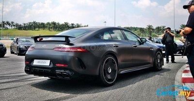 Mercedes-AMG GT coupe 4 cửa đến Malaysia có thể đẩy giá hơn 10 tỷ