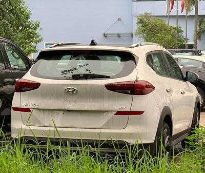 Hyundai Tucson 2019 lộ diện tại Việt Nam, cận kề ngày ra mắt a1