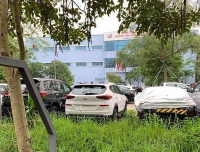 Hyundai Tucson 2019 lộ diện tại Việt Nam, cận kề ngày ra mắt a2