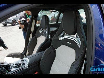 Mercedes-AMG C63S nhìn rất ưng mắt