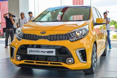 Kia Morning 2019 vẫn chưa được giới thiệu tại Việt Nam