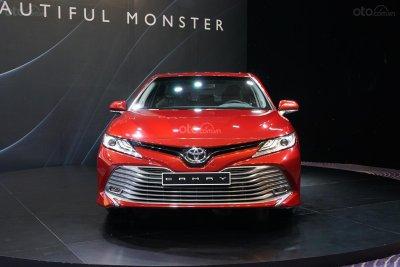 Toyota Camry thế hệ mới