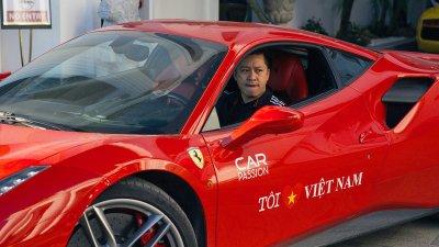 Ferrari 488 GTB gặp nạn của Tuấn Hưng sắp được tân trang a6