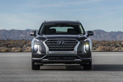 Hyundai Palisade 2019 bất ngờ về Việt Nam, SUV cỡ lớn có thêm lựa chọn  a3