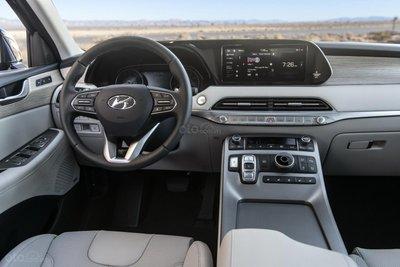 Hyundai Palisade 2019 bất ngờ về Việt Nam, SUV cỡ lớn có thêm lựa chọn  a7