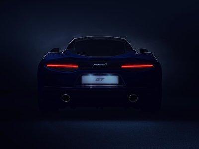 Siêu xe McLaren GT 2020 chốt lịch ra mắt toàn cầu vào tuần sau a3