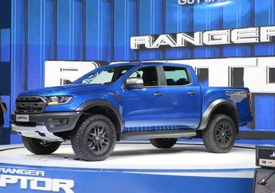 Giá xe Ford Ranger Raptor mới nhất hiện nay.