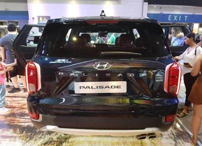 Một vài hình ảnh của Hyundai Palisade 2019 tại thị trường Philippines - Ảnh 2.