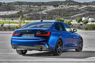 BMW 3-Series 2019 vượt ải đánh giá an toàn 1 cách xuất sắc