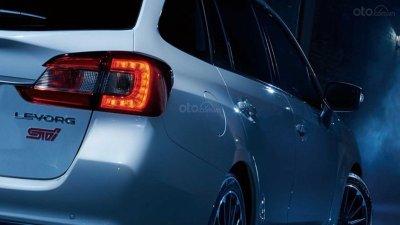 Tiếc rằng, Subaru Levorg STI Sport hiện đang quay lưng với khách hàng Mỹ