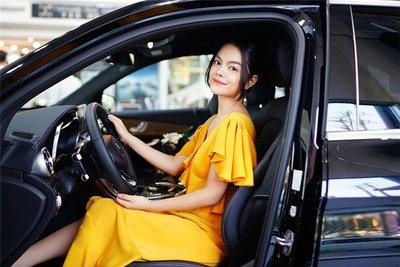 Mercedes-Benz GLC 250 mà Phạm Quỳnh Anh vừa mua có gì đặc biệt? a3